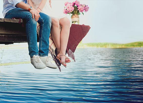 Escapades romantiques